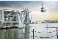 NEW! Emirates Airline Cable Car
