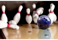 Bowling at Eastleigh