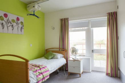 Single room Revitalise centre