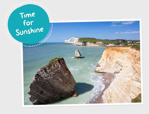 Solent - Time for Sunshine - Break Theme