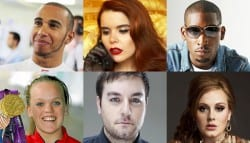 picture of several celebrities