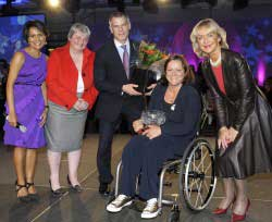 Revitalise Women of the Year Luncheon & Awards 2015