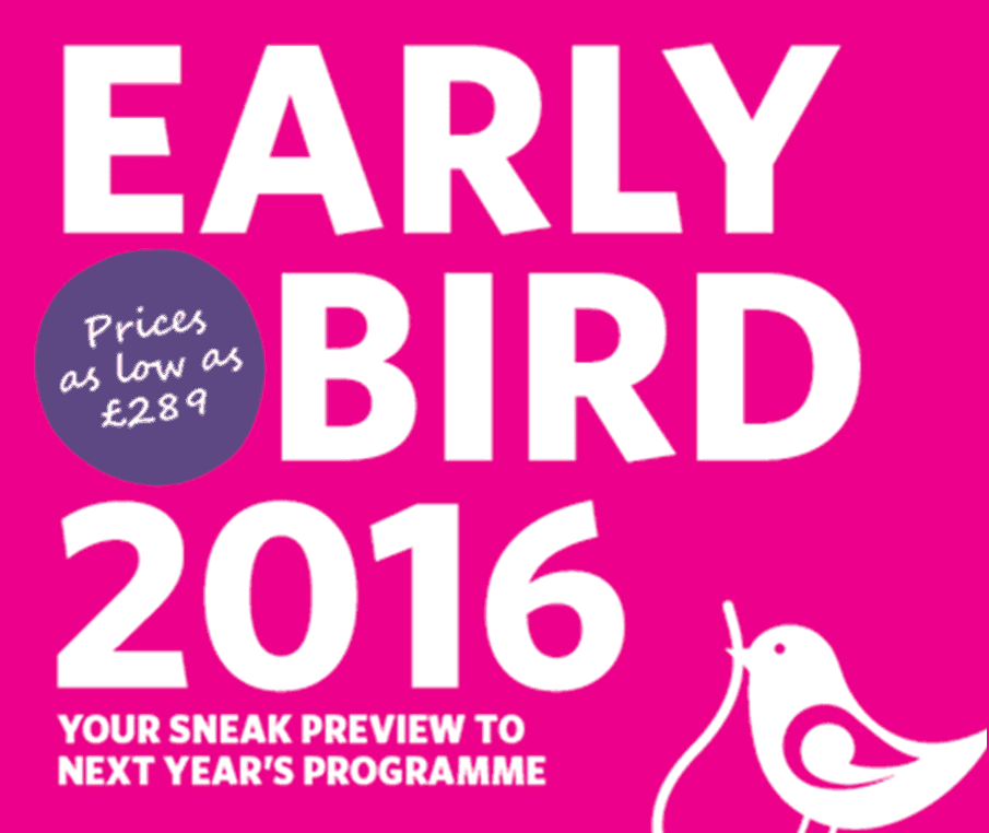 Early bird 2016
