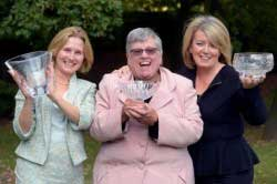 2015 Revitalise Women of the Year Awards'three winners