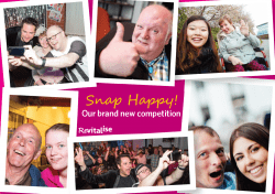 Snap happy competition