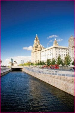 Liverpool waterside