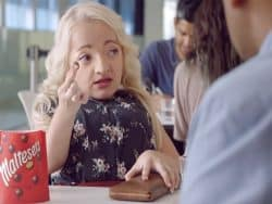 Maltesers latest advert