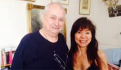 Chris and Mieko Wertheim