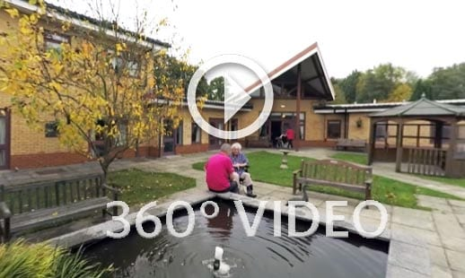 Jubilee Lodge 360° video