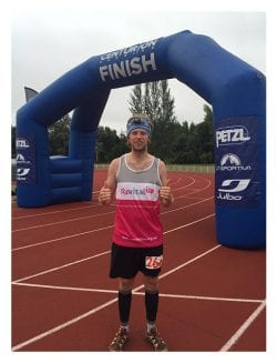 Runners Stories - Ian Duxbury