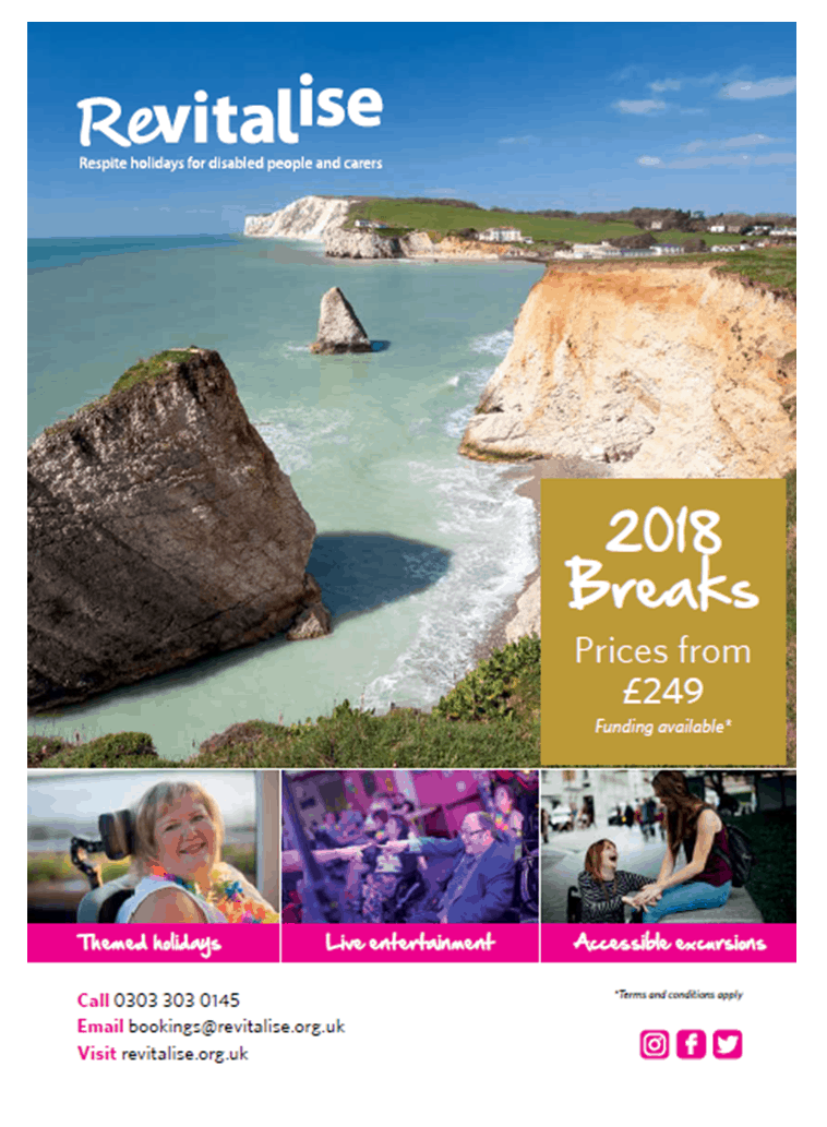 2018 Breaks Brochure