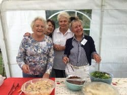 The Friends of Jubilee Lodge's annual Hog Roast event