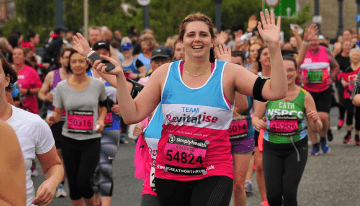 Simplyhealth Great North Run 2021