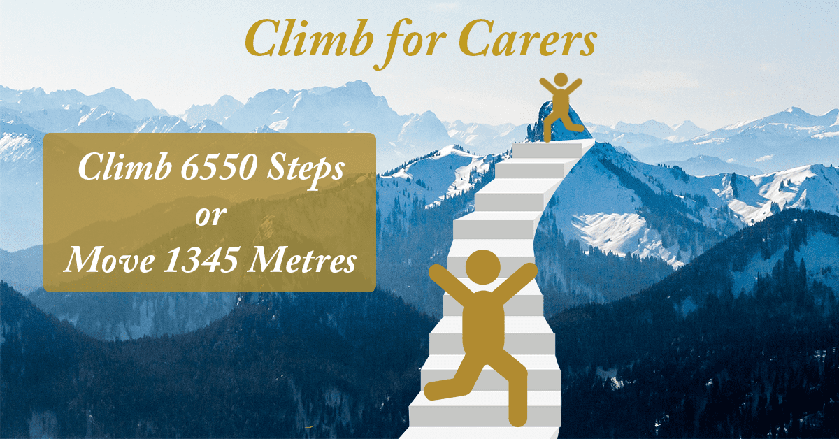 Climb For Carers - Virtual Event