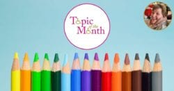 April Topic of the Month is Education